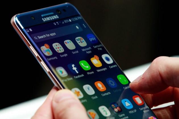 Samsung Galaxy Note 7 có thể sẽ bị cấm mang lên máy bay