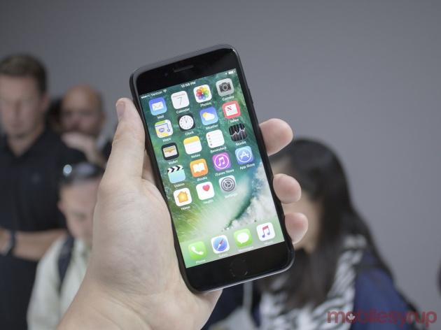 iPhone 7 chính hãng sẽ có mặt vào cuói tháng 10. Ảnh: Mobilesyrup