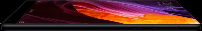 Xiaomi Mi Mix có thân gốm, màn hình không viền.