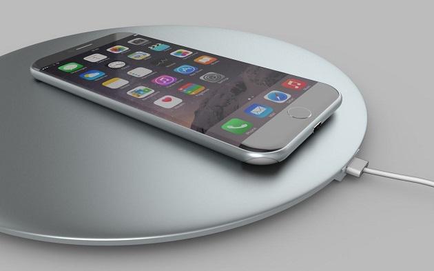 Sạc không dây sẽ là nâng cấp quan trọng trên iPhone mới. Ảnh: Internet