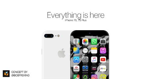 Chất liệu Ceramic sẽ giúp mẫu iPhone 7s và 7s Plus thêm phần sang trọng