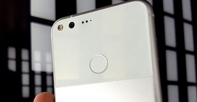 Pixel có độ bảo mật không kém iPhone 7. (Ảnh minh họa: Internet)