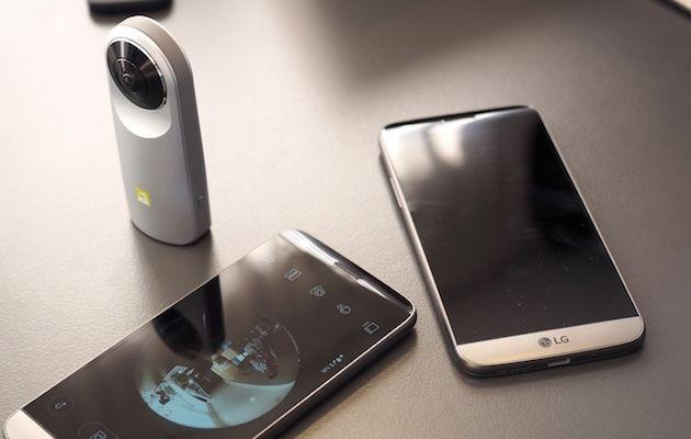 Giảm nhiệt độ cho pin bằng các ống đồng là cách làm của LG. Ảnh: GSMArena