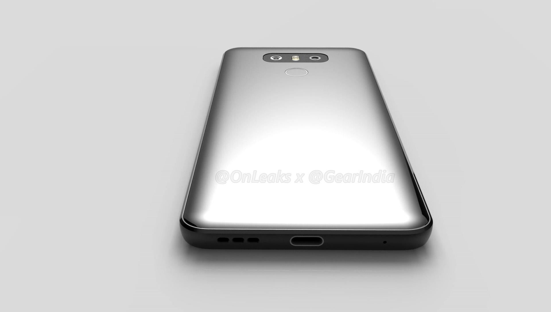 Thiết kế cứng cáp của LG G6