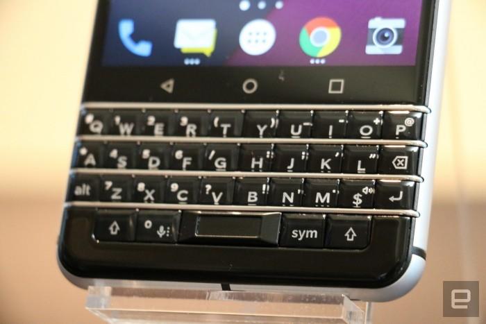 Nhiều khả năng BlackBerry Mercury sẽ có tên gọi chính thức là DTEK70