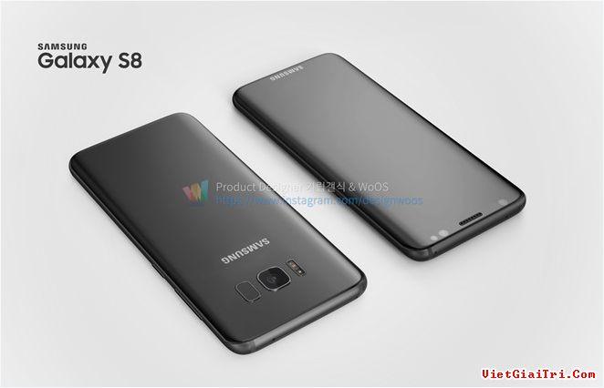 """Bên cạnh Galaxy S8, đợt ra quân lần này của Samsung có thể xuất hiện S8+. Hãng đã """"vô tình"""" xác nhận sự có mặt của model này khi đưa mã máy lên website hỗ trợ sản phẩm."""