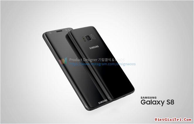 Galaxy S8 Plus là phiên bản cao cấp của S8, model này có màn hình lớn 6,2 inch và có thể xuất hiện thêm phiên bản 2 SIM, theo The Android Soul.