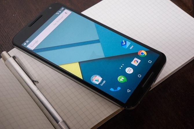 Google Nexus 6. Ảnh: Android Police