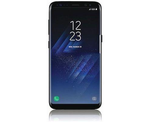 Liệu đây có phải là thiết kế mặt trước của Samsung Galaxy S8? Câu trả lời sẽ có vào ngày 29.3 tới.