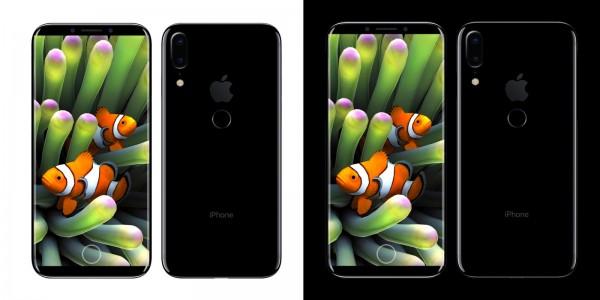 Thiết kế cuối cùng của iPhone 8 dựa trên bản vẽ