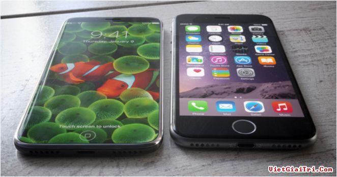 Bản mẫu iPhone 8 sát với những tin đồn gần đây. Ảnh: Forbes.