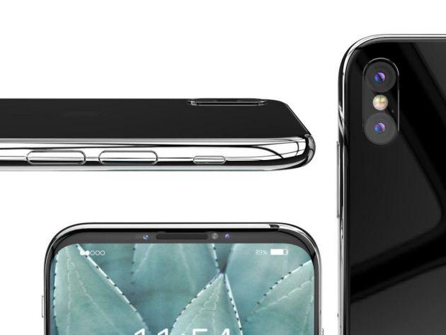 Có vẻ như thiết kế và màn hình sẽ là thành phần thay đổi nhiều nhất trên iPhone 8.