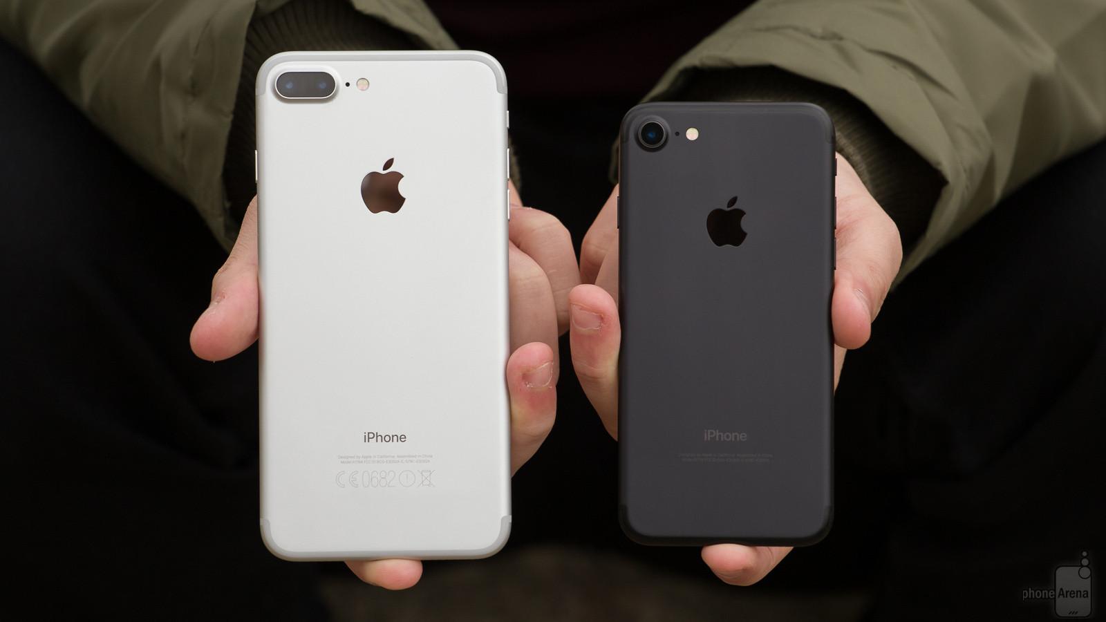 iPhone 7 Plus đã được nâng mức RAM lên 3GB nhưng vẫn chưa là gì so với thế giới Android