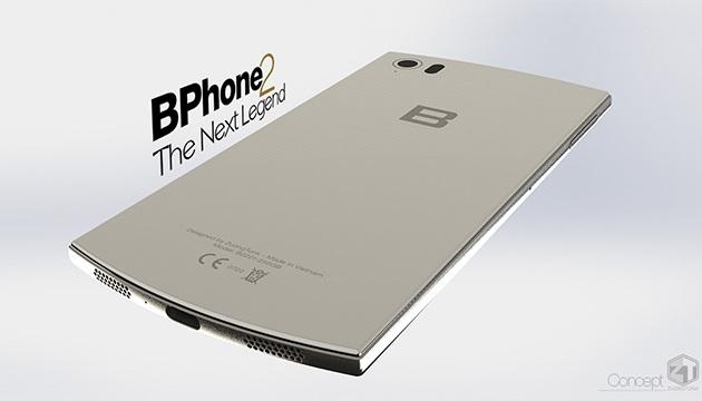 Hình ảnh concep BPhone 2.