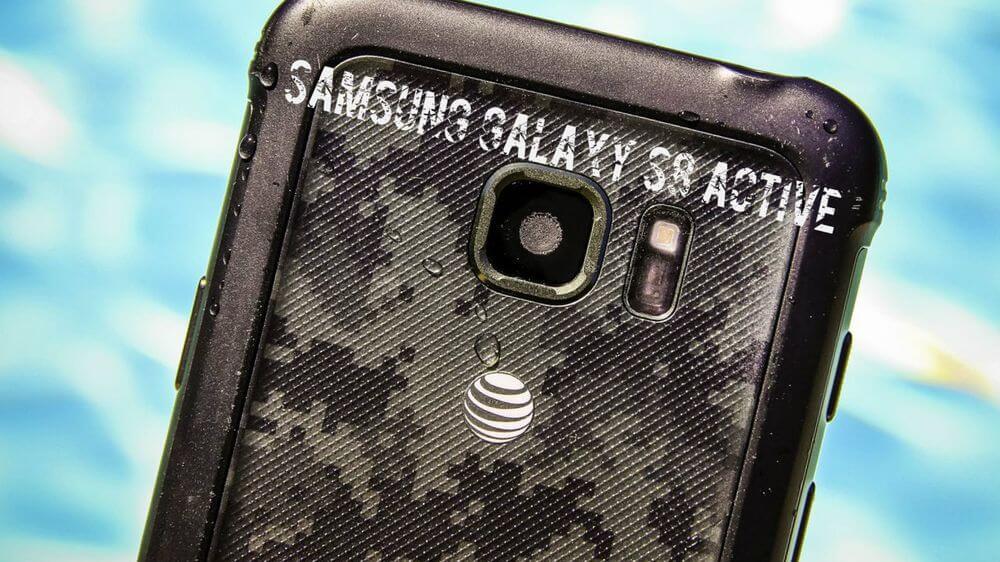 Galaxy S8 Active có thể vẫn rất hầm hố và có cấu hình khủng.