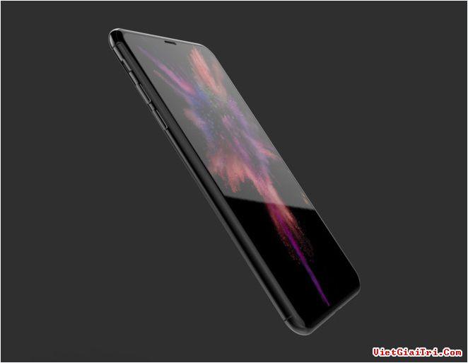 iPhone 8 có thể đối mặt tình trạng khan hàng trầm trọng. Ảnh: BGR.