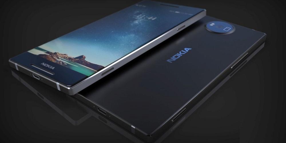 Hình ảnh concept được cho là Nokia 9.