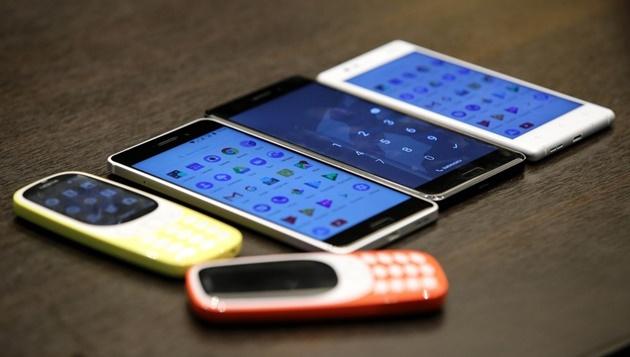 Loạt sản phẩm mới của Nokia chỉ bao phủ phân khúc tầm trung và giá rẻ.