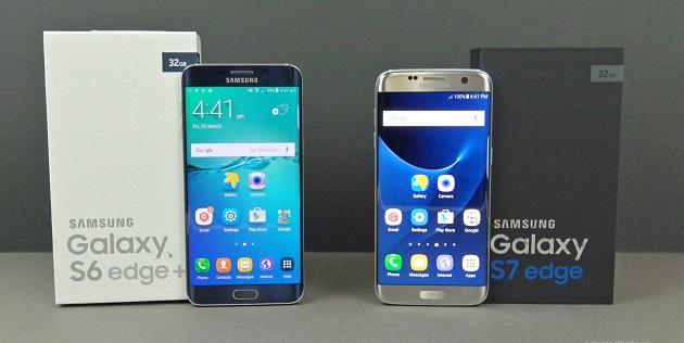 Số máy bán ra nhiều hơn Galaxy S6 và Galaxy S7 trước đây.