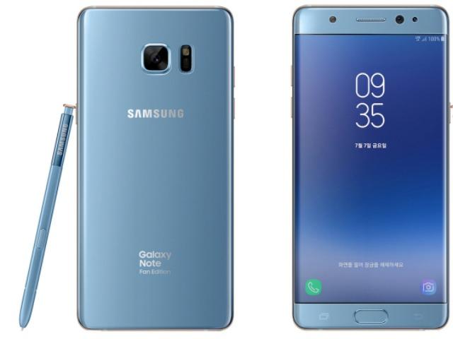 Galaxy Note 8, Galaxy S9 và Galaxy Note 9 đều có camera sau kép