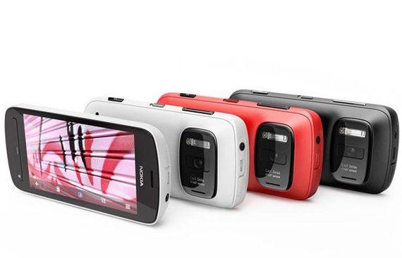 Chiếc điện thoại đầu tiên của Nokia sở hữu tính năng PureView