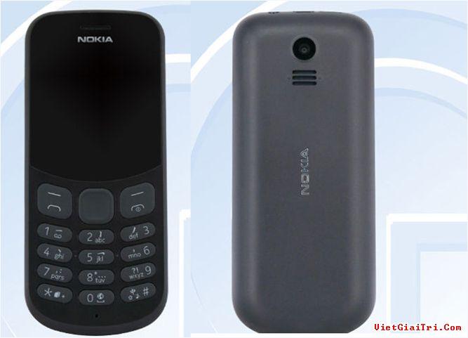 Hình ảnh hé lộ ban đầu của chiếc điện thoại cơ bản mang thương hiệu Nokia. ẢNH CHỤP MÀN HÌNH