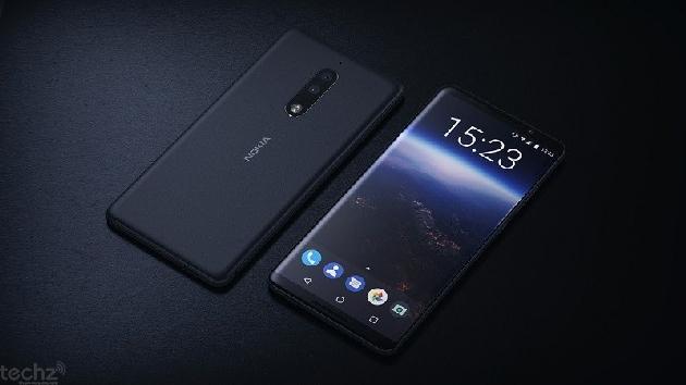 Những hình ảnh tuyệt đẹp về Nokia Vision 2018.