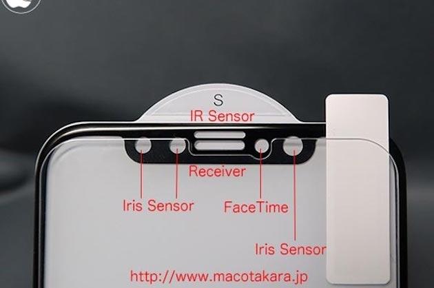 Tấm bảo vệ màn hình iPhone 8.