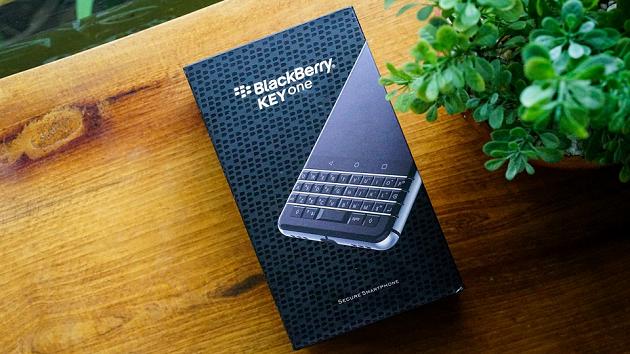 BlackBerry KEYone sẽ sớm đến tay người dùng Mỹ.