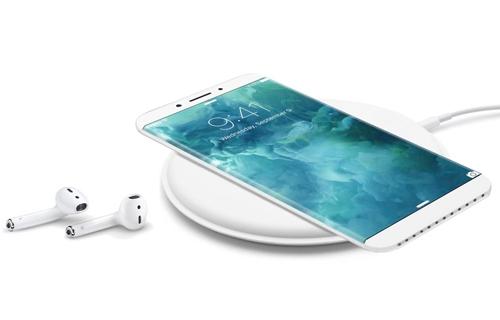 iPhone 8 được kỳ vọng sẽ có sạc không dây.