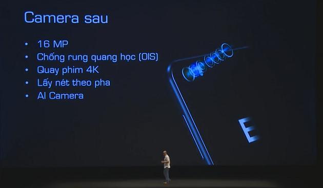 Công nghệ AI Camera được CEO Nguyễn Tử Quảng giới thiệu.
