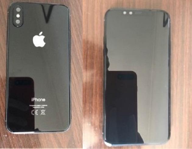 iPhone 8 có 2 mặt đều làm bằng kính giống như iPhone 4, 4s huyền thoại rất sang trọng và đẹp mắt.