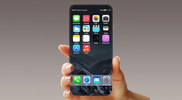 iPhone 8 nhiều khả năng sẽ ra mắt vào tháng 9.