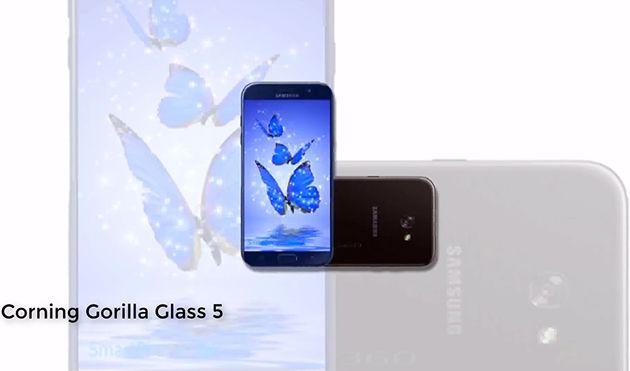 Kính cường lực Gorilla Glass 5