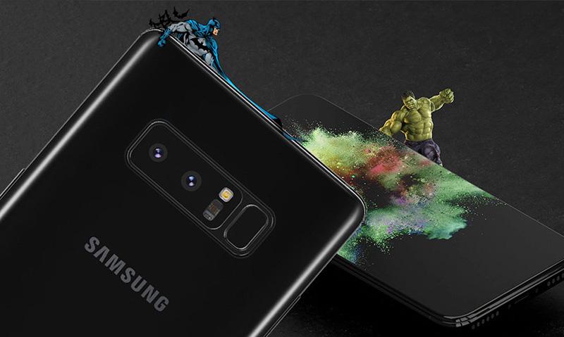 Note 8 vẫn chưa có công nghệ vân tay siêu âm, vậy thì iPhone X sẽ ra sao khi đang dùng màn hình OLED của Samsung? Câu trả lời chắc ai cũng rõ!