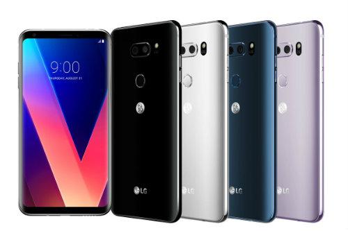 LG V30 sở hữu nhiều tính năng mới, cạnh tranh cao.