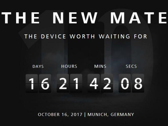 Huawei tung video quảng cáo Mate 10